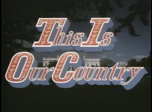 <i>This Is Our Country</i> (1968)