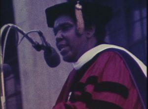 Barbara Jordan's Honorary Doctorate Ceremony at TSU (1975)