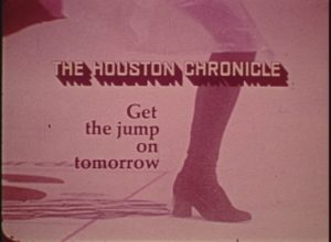 <i>Houston Chronicle</i>: Get the Jump on Tomorrow - Women's Section