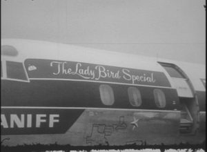Lady Bird Johnson's Whistle-Stop Tour (1964)