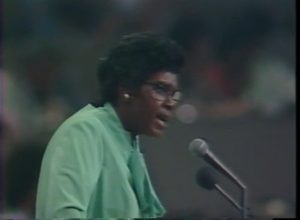 Barbara Jordan Delivers the Democratic National Convention Keynote Address (1976)