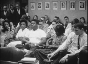 Austin City Council Regular Meeting on Civil Rights (1964)