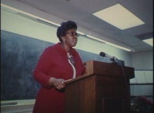 Barbara Jordan on Health Care (1971)