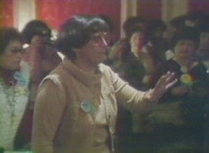 Hispanic Caucus at the National Women's Conference (1977)