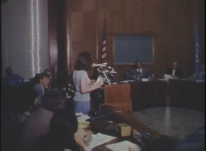 Houston City Council Moves to Abolish Women's Advocate Office (1977)